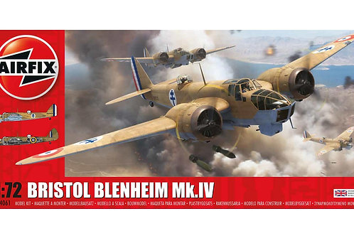 Bristol Blenheim Mk.IV Bomber