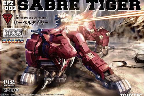 Sabre Tiger EPZ-003