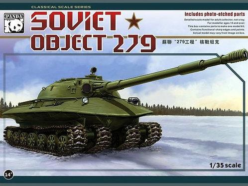 Object 279 Soviet Heavy Tank + Extras