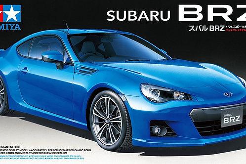 Subaru BRZ + Extras