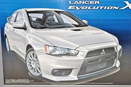 Mitsubishi Evolution X Lancer