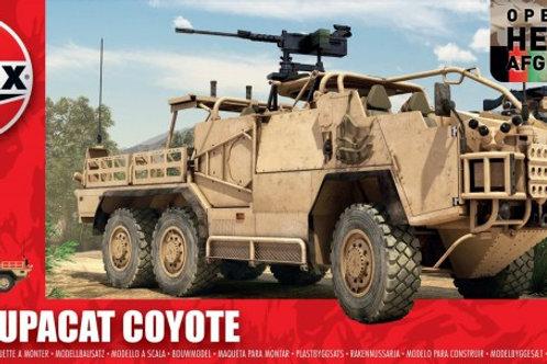 Supercat Coyote