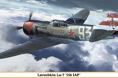 Lavochkin La-7 Assault Plane 156th FG