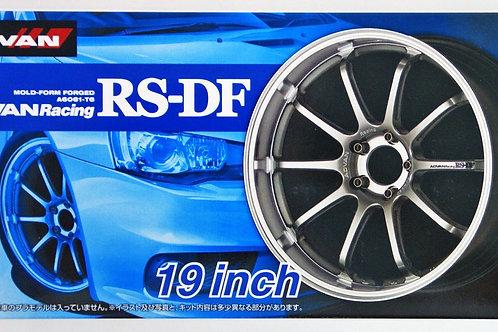 Wheel Set - ADVAN Racing RS-DF 19 inch