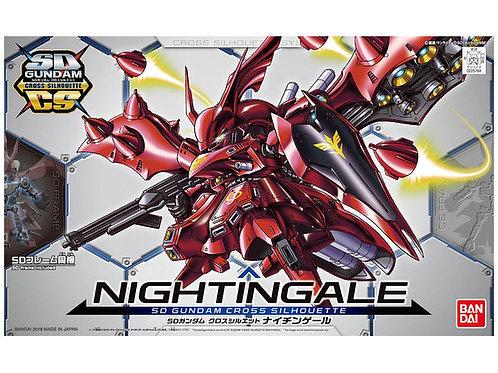 Nightingale - SD Gundam Cross Silhouette