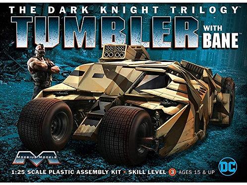 Batmobile Dark Knight Trilogy Batmobile (Bane ver)