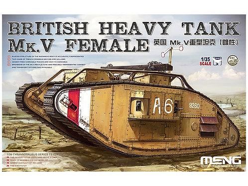 British Heavy Tank Mk V Female