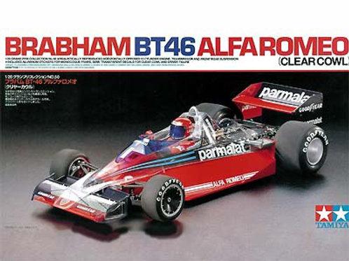 Brabham Alfa Romeo BT46 Clear Cowl