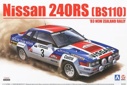 Nissan 240RS '83 Rally New Zealand