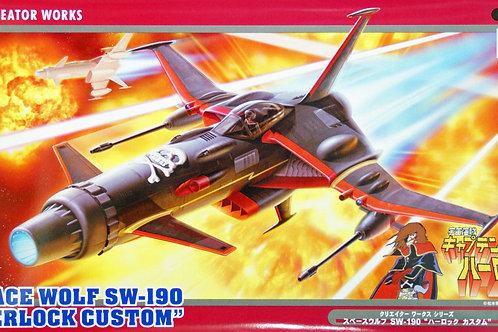 Space Wolf SW-190 Herlock Custom