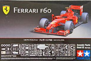 Ferrari F60 + Extras