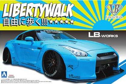 LB Works R35 GT-R ver1