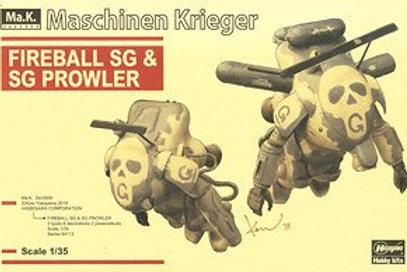 Fireball SG & SG Prowler