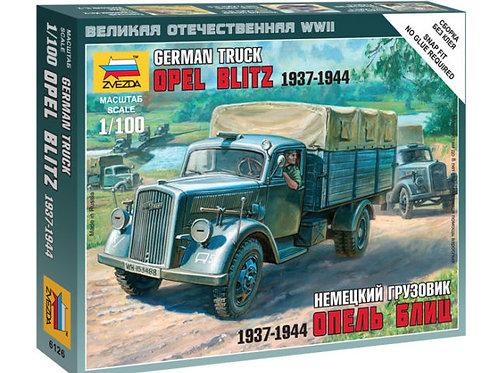 Opel Blitz German Truck 1937-1944