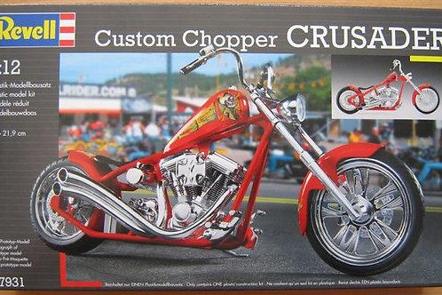 Crusader Custom Chopper