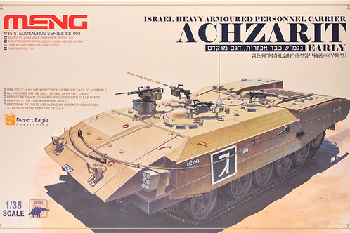 Israel Armoured Personnel Carrier Achzarit Early