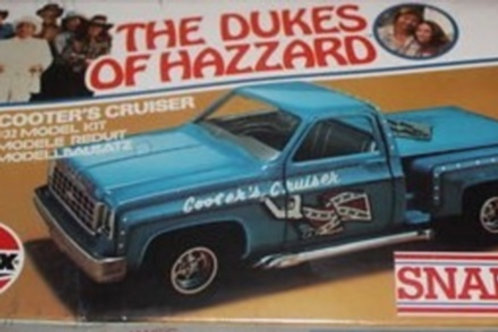 'Cooters Cruisers' Dukes Of Hazard (Snap)