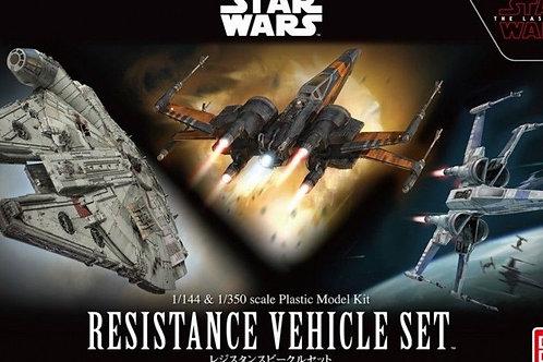 Resistance Vehicle Set (The Last Jedi)