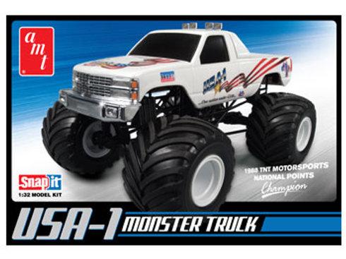 USA-1 Monster Truck (Snap It)
