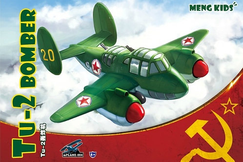 Tu-2 Bomber (Meng Kids)