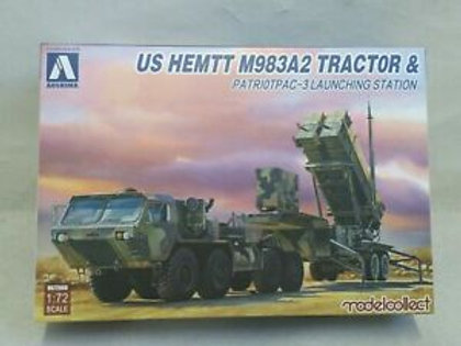 US Army Hemtt (with Patriot Pac-3 Launching Station)