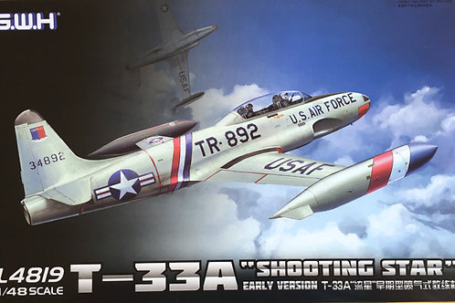 """T-33A """"Shooting Star"""" Early Version"""