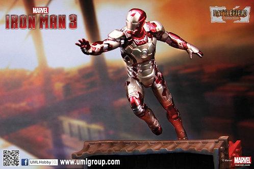 Iron Man Mark XLII (Mark 42)