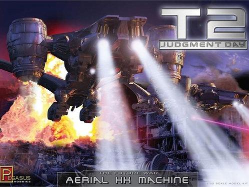 Terminator 2 Judgment Day Aerial HK Machine