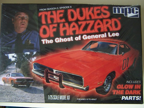 Dodge Charger 'Ghost Of General Lee'