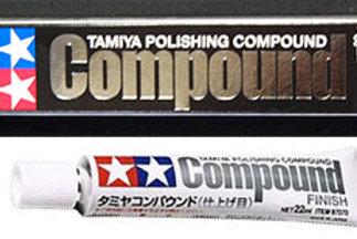 Tamiya Polishing Compound - Finish