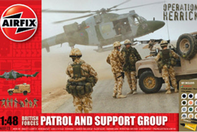 British Forces Patrol and Support Group