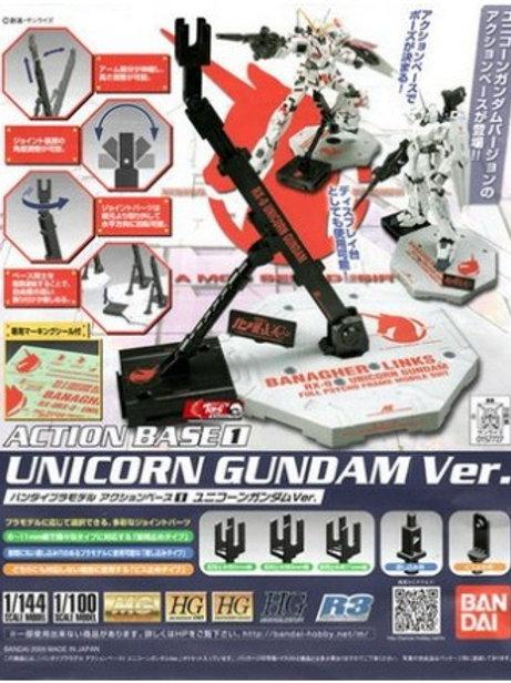 Gunpla Action Base - Unicorn