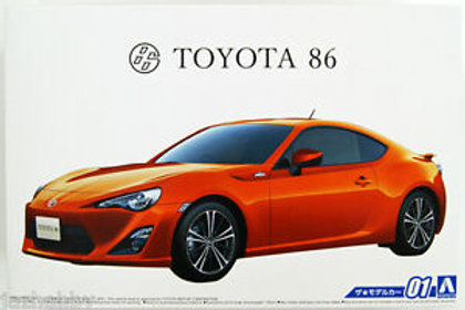 Toyota 86 2012 3in1