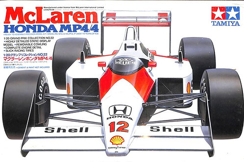McLaren F1 MP4/4 Honda + Lots of Extras