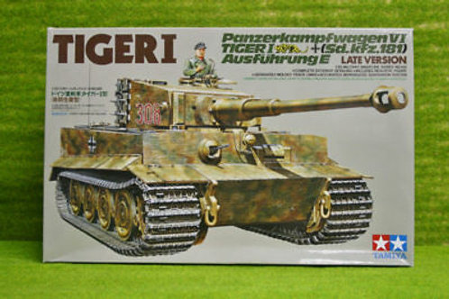 Tiger I Late Model