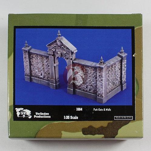 Park Gate & Walls