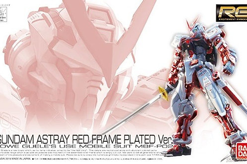 Gundam Astray Red Frame (Plated Ver) + Extras