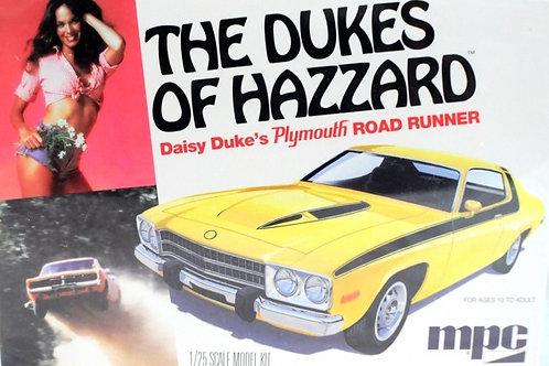 Daisy Duke's Plymouth Road Runner