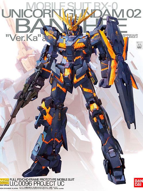 Unicorn Gundam 02 Banshee Ver Ka
