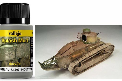Vallejo Environmental - Industrial Mud