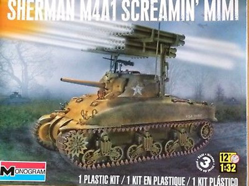 Sherman M4A1 Screamin Mini
