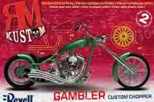 Gambler Custom Chopper