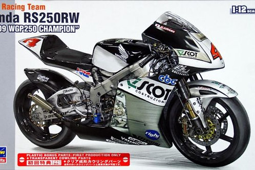 Honda RS250RW 2009 WGP205 Champion + Extras