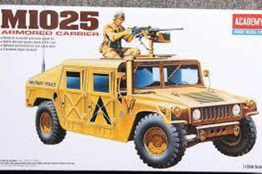 M1025 Armored Carrier