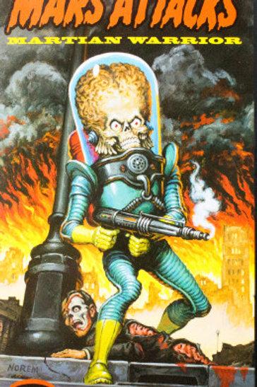 Mars Attacks Martian Warrior