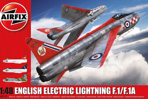 Electric English Lightning F.1/F.1A