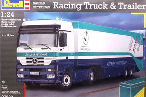 Mercedes Actros Sauber Petronas Truck & Trailer
