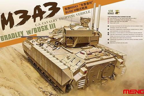 M3A3 Bradley w/BUSK III + Extras