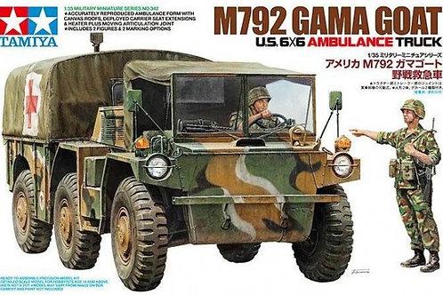 M792 Gamma Goat Ambulance Truck