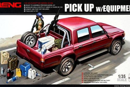 Pickup w Equipment (Hilux)